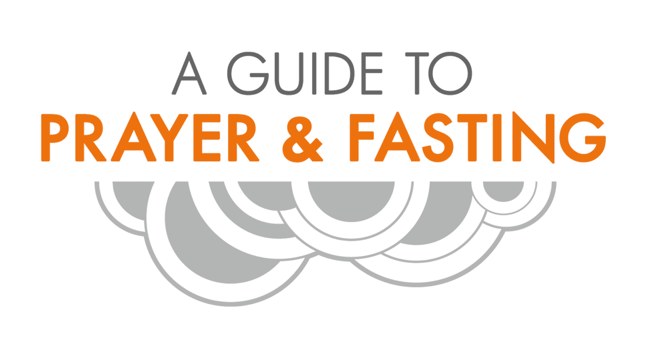Read Pastor Dave's helpful Guide to Fasting and Prayer